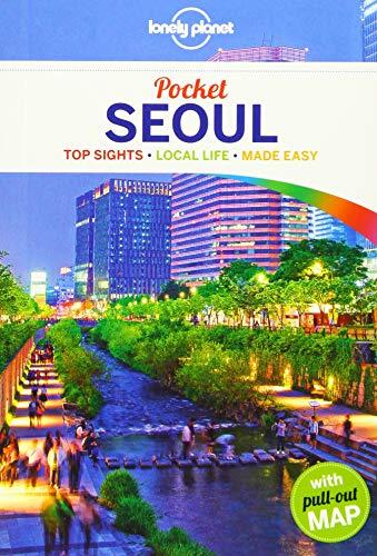 Lonely Planet Pocket Seoul (Pocket Guides) - Reiseführer Südkorea