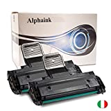 Alphaink KIT2-AI-MLT-D1082S 2 Toner MLT-D1082S compatibili per Samsung ML1640, ML2240, ML1641, ML2241, Resa 3000 copie