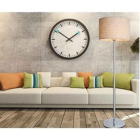 Lampada da terra soggiorno semplice camera da letto moderna lampada europea piano creativo lampade verticali