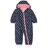 Hatley Baby Girls Microfiber Rain Bundlers Jacket