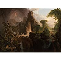 Thomas Cole - Expulsion from the Garden of Eden - Small - Archival Matte Print