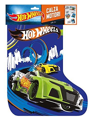 Calza della Befana Hot Wheels
