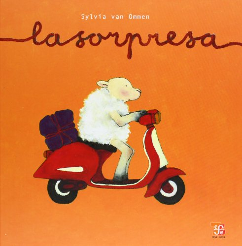 La sorpresa -A La Orilla Del Viento (A la Orilla del Viento / At the edge of the Wind) por Sylvia Van Ommen