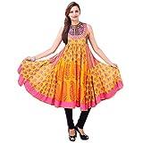 Goodwill Women's Casual Wear Gorgeous Cotton Kurta_GW-354-X-Small