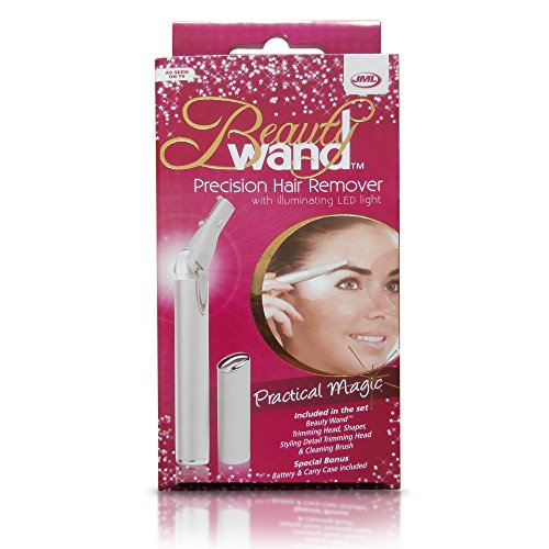 JML Beauty Wand. Precision hair remover with illuminating light!