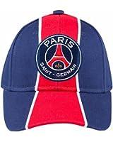 Casquette PSG - Collection officielle PARIS SAINT GERMAIN - Taille enfant garçon TU