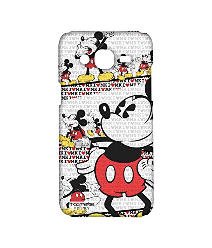 Macmerise Licensed Disney Mickey Mouse Premium Printed Back cover Case for Samsung J5
