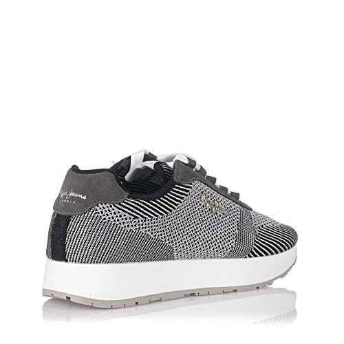 Pepe Jeans, Sneaker Donna Argento Pepe Jeans, Sneaker Donna Argento ...