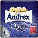 Andrex Quilts Papier Toilette 4Rouleaux de 10