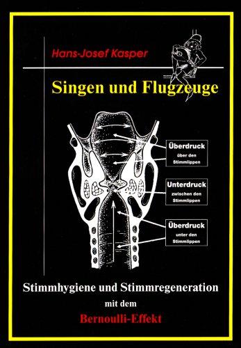 Singen und Flugzeuge: Stimmhygiene und Stimmregeneration mit dem Bernoulli-Effekt