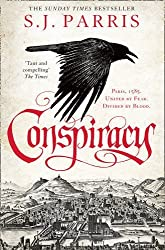 Conspiracy (Tpb Om) by S. J. Parris (2016-05-05)