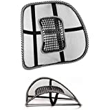 A2D Acupuncture Acupressure Back Rest Car Seat Lumber Support-Honda Civic