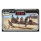 Star Wars E6060EU4 The Vintage Collection Jabbas Tatooine Skiff Fahrzeug zum Sammeln Inspiriert Rückkehr der Jedi-Ritter