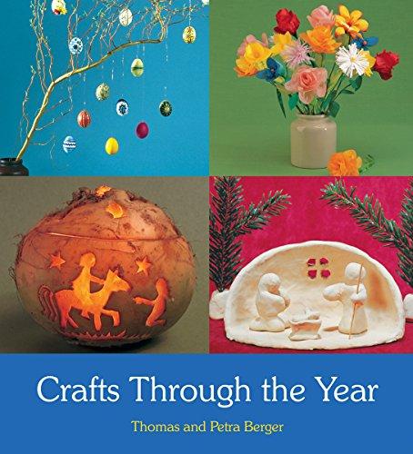 Crafts Through the Year por Thomas Berger