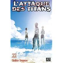 L'Attaque des Titans T22