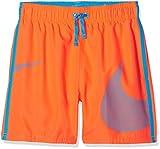 Nike Hyper CR Kinder Badehose,Orange,124-135 cm (Herstellergröße: S)