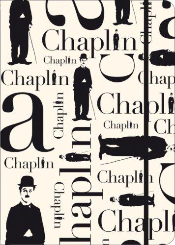 Chaplin, Notizbuch, groß (Chaplin Kalender)