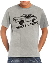 Youngtimer T-Shirt Opel Series Kadett C Coupe S - 5XL Variety of Colours