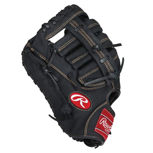 Rawlings Renegade Serie guante, 12,5 pulgadas, Unisex, color Black First...