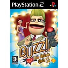 PS2 - Buzz! The Music Quiz