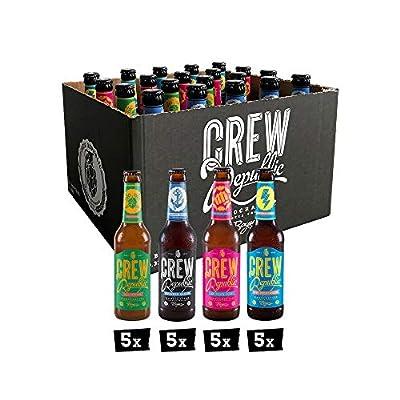 CREW Republic Craft Bier AWESOME IPA MIX 20 x 0,33l