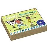 Spiegelburg 10808 Juego de la Gallinita Ciega Juego de Patio exterior Jardín para Niños incluye Pañuelo