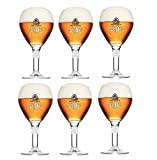 Verres a Biere Leffe 33cl (Set de 6)