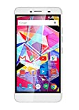 Archos Diamond Plus Smartphone da 16GB, Dual SIM, Bianco [Italia]