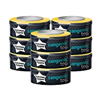 Tommee Tippee Sangenic Compatible Cassette (Pack of 9)