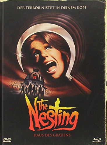 The Nesting - Haus des Grauens (+ DVD) - Mediabook [Blu-ray]