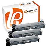 Bubprint 3 Toner kompatibel für Brother TN-2320 XXL TN-2310 für DCP-L2520DW HL-L2300D HL-L2340DW HL-L2360DW HL-L2380DW MFC-L2700DW MFC-L2740DW Schwarz