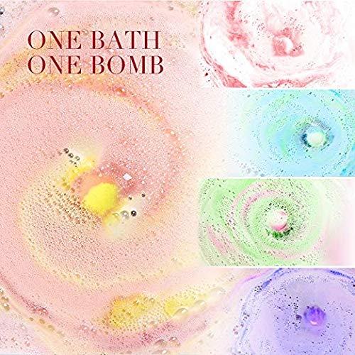 Zoom IMG-3 aprilis bombe da bagno set