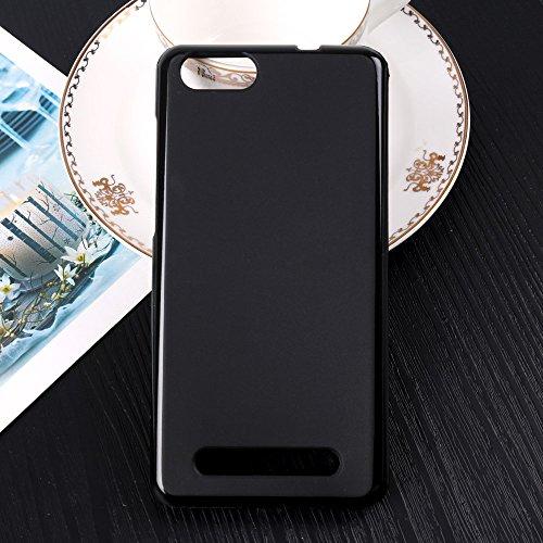 Easbuy Handy Hülle Soft Silikon Case Etui Tasche für Doogee X20 / X20L Smartphone Cover Handytasche Handyhülle Schutzhülle