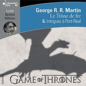 "Afficher ""Games of Thrones n° 6 Le Trône de fer"""