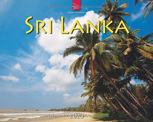 Sri Lanka: Original Stürtz-Kalender 2020 - Großformat-Kalender 60 x 48 cm