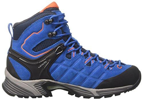 Meindl Kapstadt Gtx La, Chaussures D'escalade Hautes Pour Femmes Bleu (cobalt / Ora)