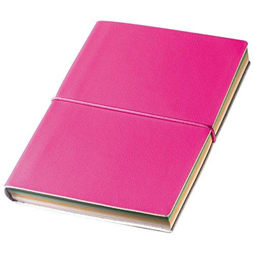 Notizbuch Planer Personal Organizer flexibler Einband Schreibmaterial pink von noTrash2003 (Planer Pink-organizer)