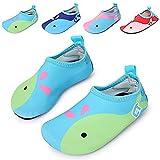 Amkun , Chaussures aquatiques pour fille - bleu - bleu marine,