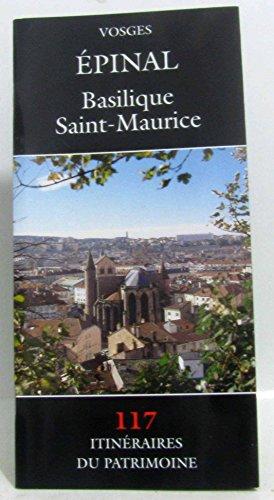 Basilique Saint-Maurice par Editions Serpenoise
