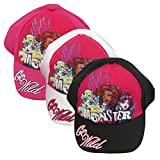 Exclusiv* Monster High Mütze Fashion Mütze Base Cap Monster High (Farbe und Größe per Email mitteilen)