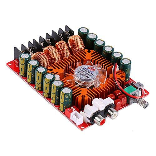 TD a7498e 160 W + 160 W haute puissance Tableau du Amplificateur de puissance numérique classe DC 15 - 36 V double canaux AMP de Audio stéréo