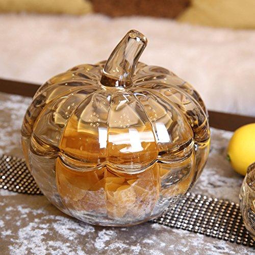frutta ornamenti di vetro/Arredamento arredamento creativo europeo/ decorazione di barattolo di caramelle di moda-A