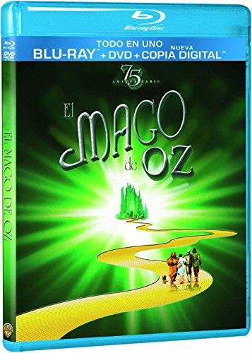 El Mago De Oz: 75º Aniversario – Edición Coleccionista (DVD + BD + Copia Digital) [Blu-ray] 514kgMTEXwL