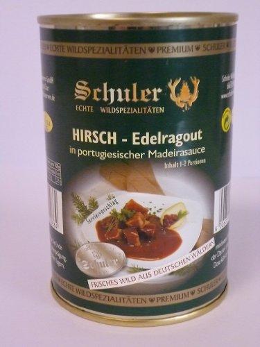 Hirsch-Edelragout