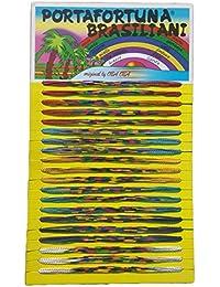 9b54a97e724ceb Lotto stock BRASILIANI braccialetti moda mare portafortuna