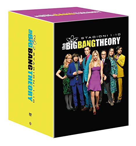 The big bang theory - stagioni 1-10  (31 dvd)