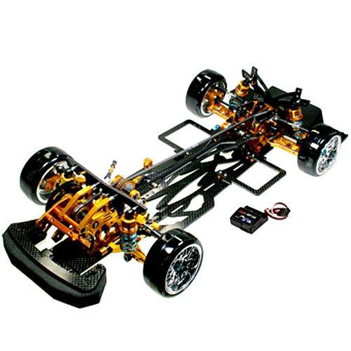 Eagle Model R31 RWD Drift GRT Chassis kit (with gyro) [GO] R31-RWD-GO -