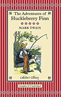 The Adventures of Huckleberry Finn par Twain
