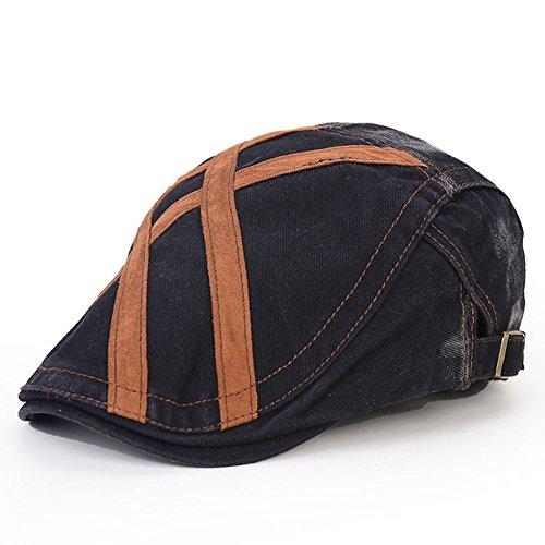 Chapeaux à terme/Spring Mens casual chapeau de cowboy/ chapeau Voyage en plein air/Cap/ cap de la jeunesse juvénile D