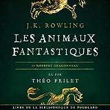 Les Animaux fantastiques - La bibliothèque de Poudlard 1